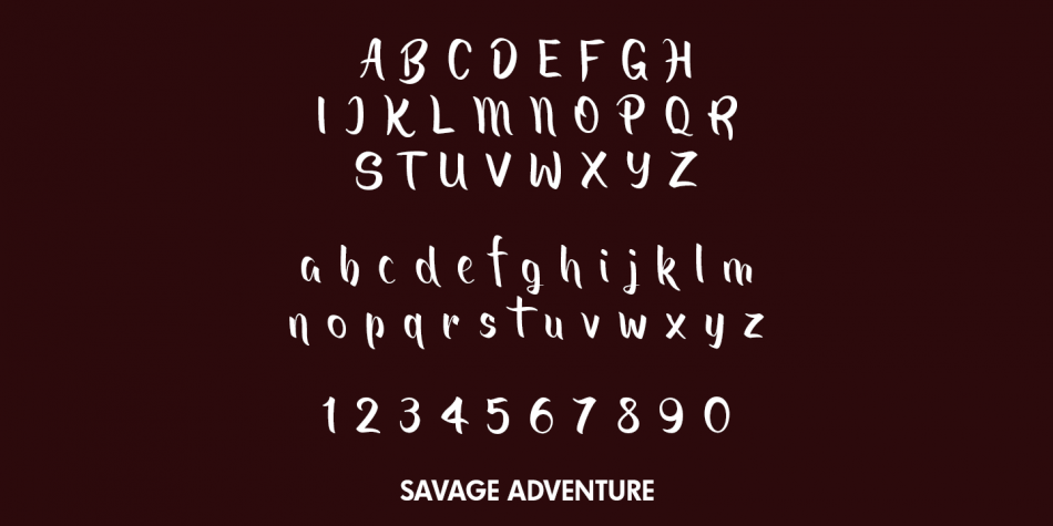 savage adventure