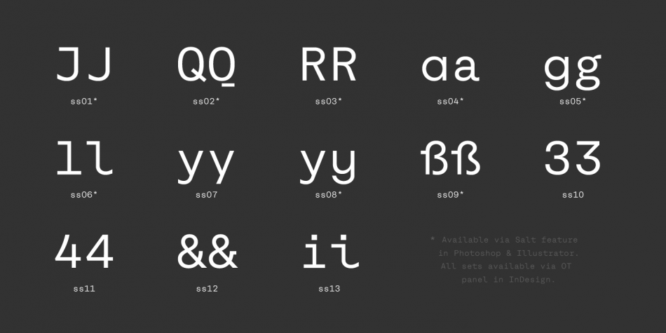 Download Rational TW Font Family